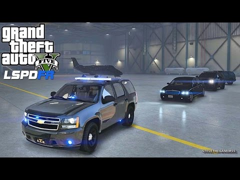 LSPDFR #429 -  LOS SANTOS PROTECTION SQUADS (GTA 5 REAL LIFE POLICE MOD)