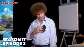 Bob Ross - The Old Home Place (Season 17 Episode 2)