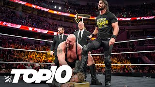 Seth Rollins' most devious acts: WWE Top 10, May 24, 2020