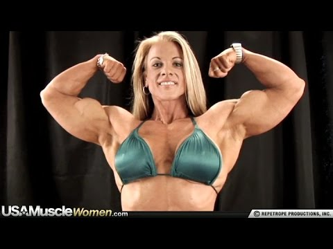 Download Kris Murrell - Female Muscle Fitness Motivation