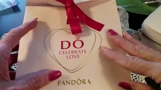 Pandora Bracelet HAUL Ramblings.. charm bars.. pandora overwhelm! 1.15.19
