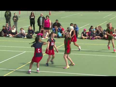 KORU GAMES 2016 - Netball Final