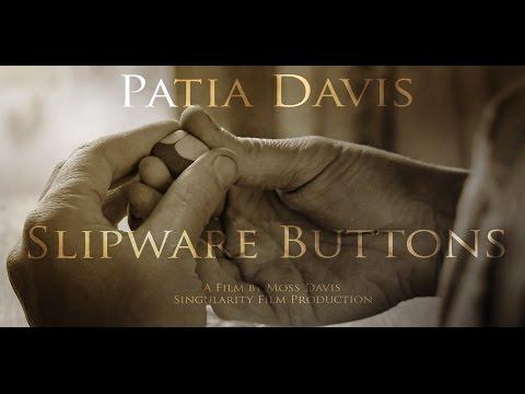 Patia Davis' Handmade Slipware Buttons