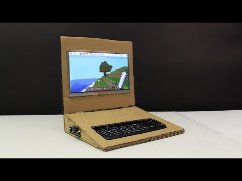 Thumbnail: How to Make a Simple Homemade Laptop for under $100