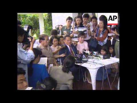THAILAND: BANGKOK: GENERAL ELECTION