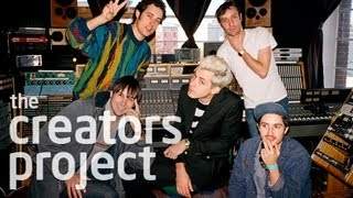 Mark Ronson + The Black Lips In The Studio