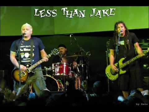 Less Than Jake - The Brightest Bulb Has Burned Out/Screws Fall Out (w/ lyrics) mp3