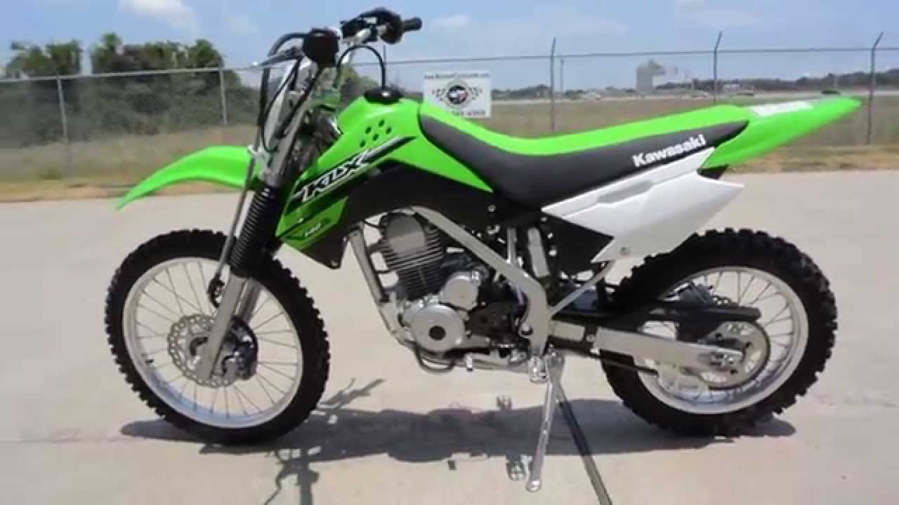 3 399 Kawasaki Klx140l Overview And Review
