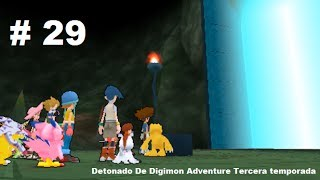 Detonado De Digimon Adventure Tercera temporada # 29