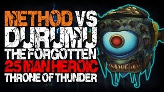 Method vs Durumu the Forgotten (25 Heroic)