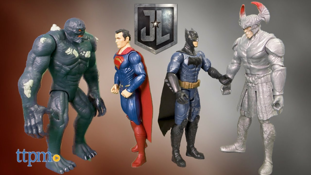 Justice League Steppenwolf Vs Batman And Justice League Doomsday