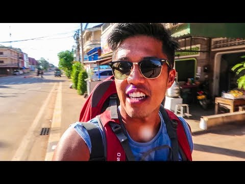 37 | RE-BASING IN PASKE FOR MY LAOS ADVENTURE!! (Southeast Asia Travel VLOG)