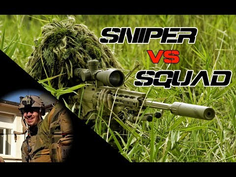 INSANE SNIPER GAMEPLAY ( Surrounded ) Town Wild Trigger Airsoft-France Red Waters