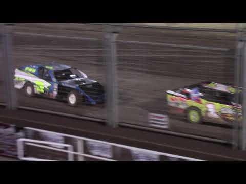 Derek Nance Heat Race 2 Southern Oregon Speedway 9.2.17
