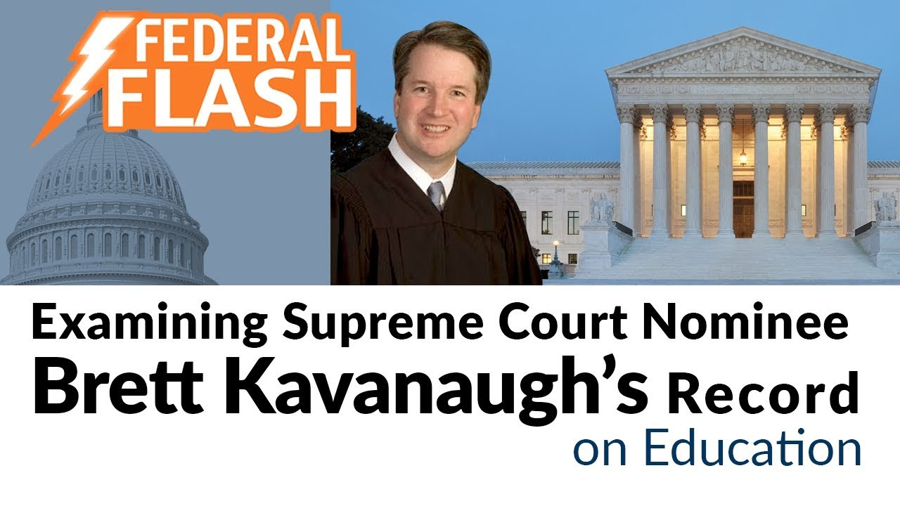 Image result for education against Brett Kavanaugh