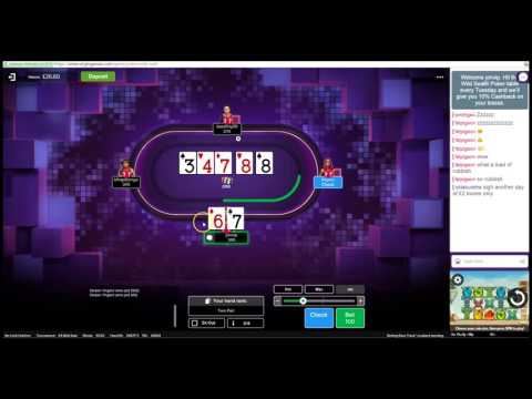 How to Crush Virgin Wild Seat Poker - The Ultimate Soft Money Making Site - Part 4