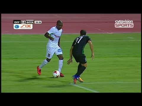 Olympiakos Nicosia FC 0-0 Doxa Katokopias