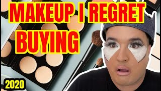 MAKEUP I REGRET BUYING BAD MAKEUP REVIEW