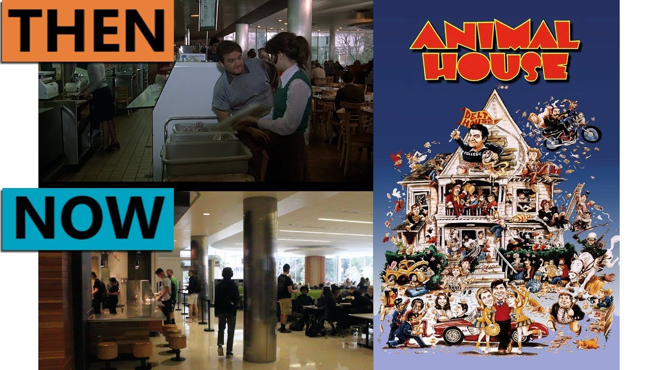 Download Animal House Filming Locations | Then & Now 1977 Eugene & Cottage Grove Oregon Reshoot