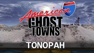 AMERICAN GHOST TOWNS: TONOPAH thumbnail