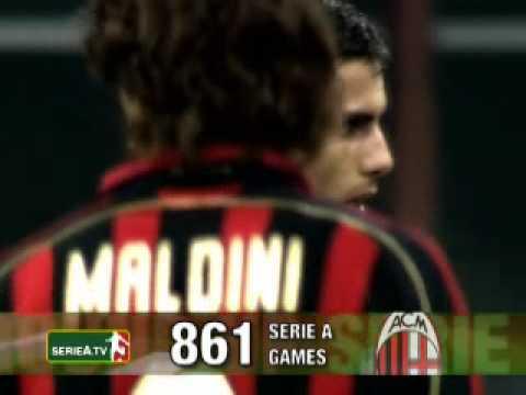 Paolo Maldini: The living legend
