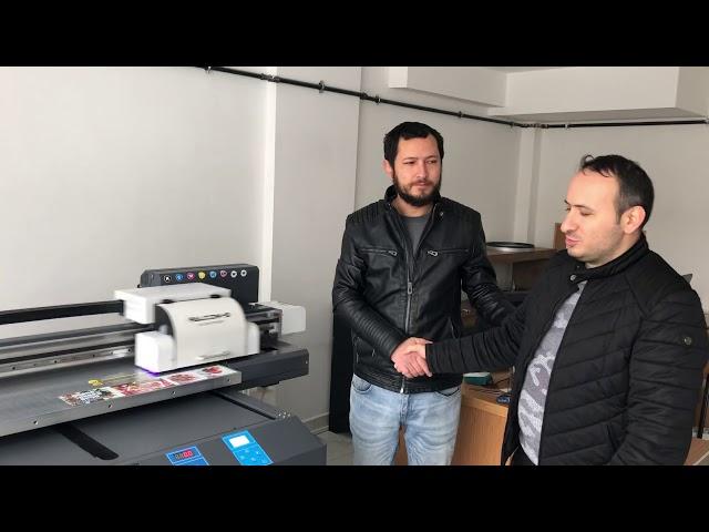 Falcon Uv Printer