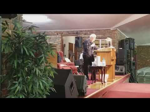 12-16-17 am part 2 Faith Bangs Texas Brother David Terrell Year end revival