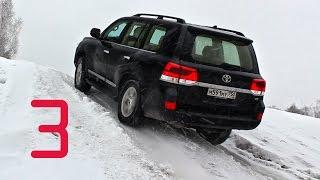18+ Неудачные дубли и невошедшее #3 Тест драйвы Clickoncar Toyota Prado, Land Cruiser 200, Lada XRay