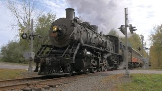 Two Rivers Steam Special in 4K
