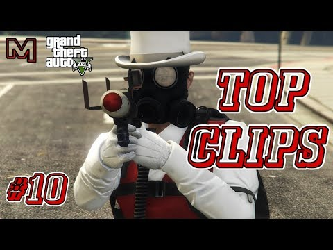 DOUBLE RPG OUT OF JET!? TOP CLIPS OF THE WEEK #10   RNG & FREEMODE