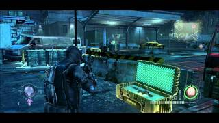 Resident Evil Operation Racoon City - Capitulo 5 - [ Spanish Español ] HD 1080