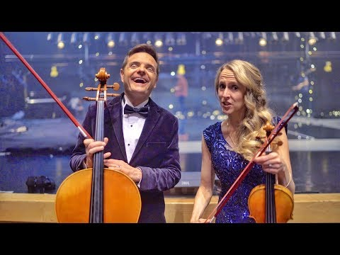 Finally! A violincello bow with personality  The Piano Guys