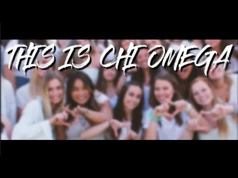 CHI OMEGA 2018 RECRUITMENT VIDEO
