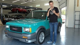 Here's Why You Should NEVER EVER Buy a Cheap GMC Typhoon: FAIL
