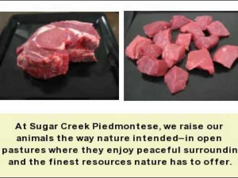 Sugar Creek Piedmontese