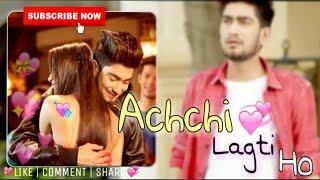 True 😘 love story📖 || Achchi Lagti Ho || WhatsApp status || YT Updates ||