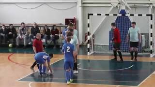 "Футбол ""Гардиан"" 1:3 ""Красина"" -  Полная версия"