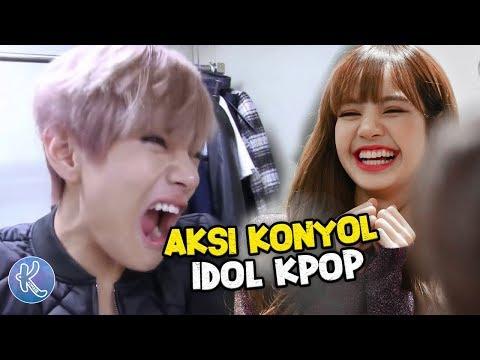 Tahan Tawa! Inilah Video Lucu 12 Idol Kpop Yang Tertangkap Kamera Bikin Ngakak