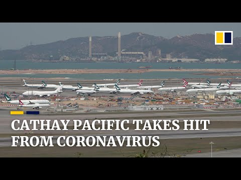 Hong Kong Flagship Airline Cathay Pacific Hit With Financial Trouble Amid Coronavirus Outbreak