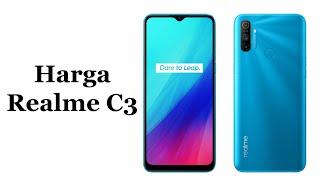 Harga Realme C3 Dan Spesifikasi Lengkap !