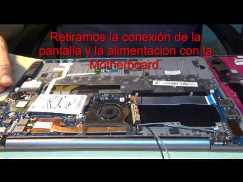Ultrabook Samsung Series 5-NP530U3C replacement keyboard screen-hard disk