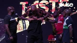 How Thierry HenryWas Crowned 'Igwe' In Nigeria   Pulse TV