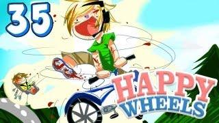 AMNESIA MAP :D - Happy Wheels - Part 35