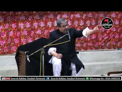Khatib-E-Wilayat Allama Amjad Raza Johri (Karachi)