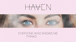 Be With You By Haven (official Lyric Video)
