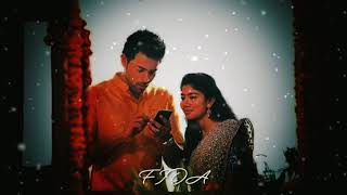 FIDA MOVIE SONG/VACHILLE SONG /malayalam song