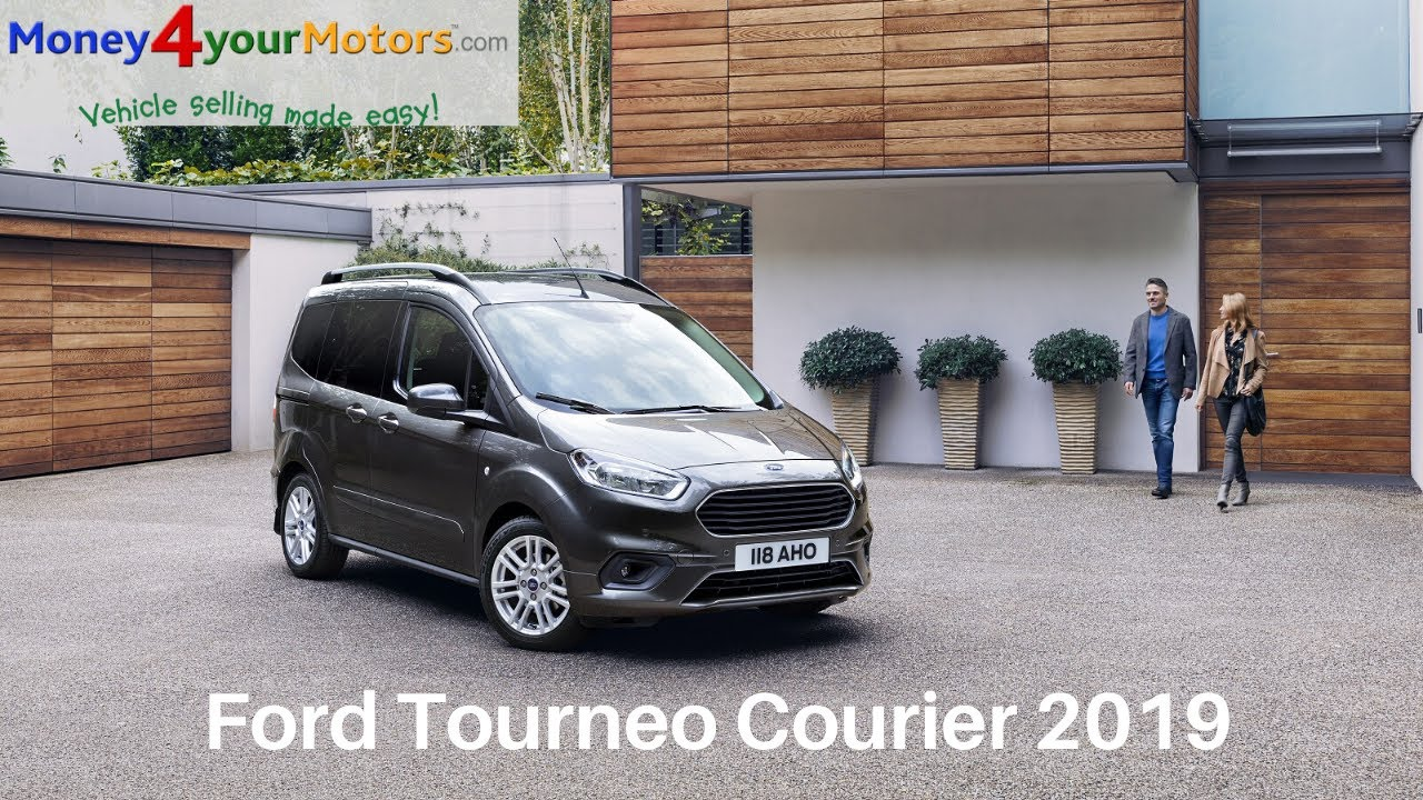 Ford Tourneo Courier 2019 Review Youtube