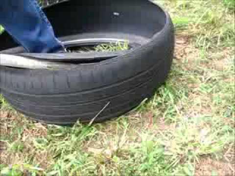 Como cortar una cubierta de auto para hacer una plantera for Crear una cubierta de madera