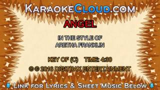 Aretha Franklin - Angel (Backing Track)