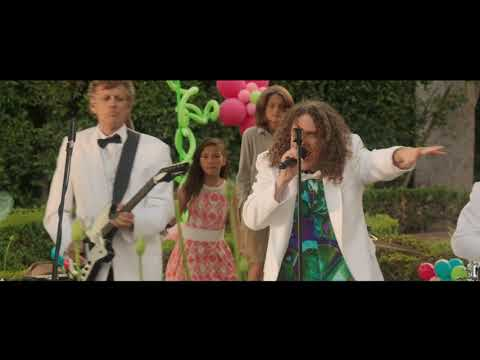 weird al in how to be a latin lover 2017 deleted scene